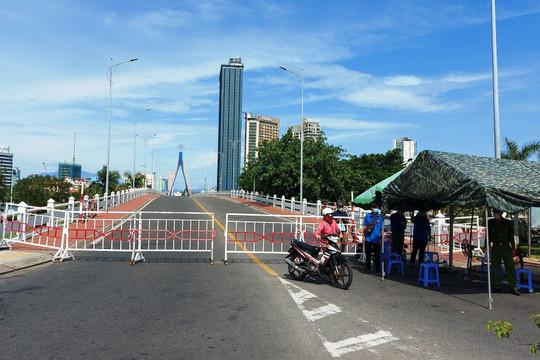 Đà Nẵng mở lại lưu thông 2 chiều cầu Sông Hàn và Thuận Phước