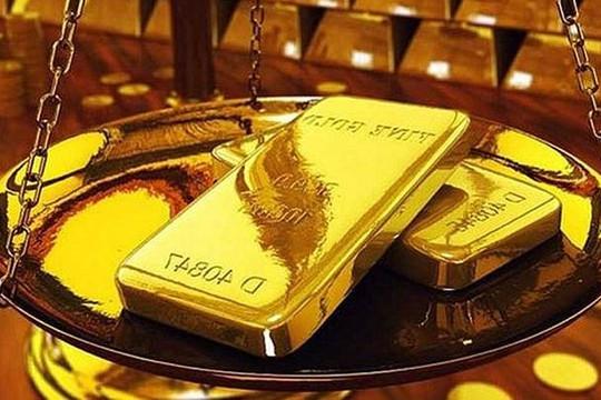 Giá vàng hôm nay 10/9: Chờ phục hồi do đồng USD suy yếu