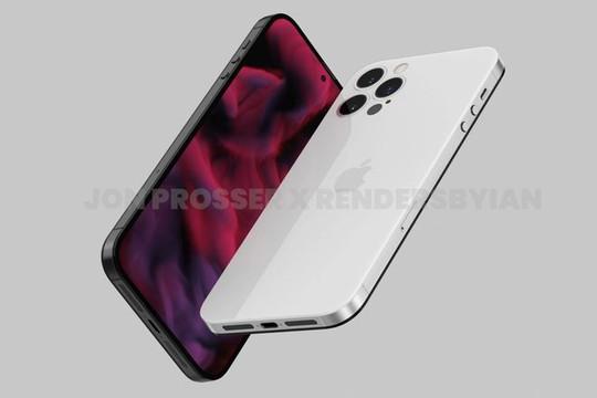 Rò rỉ thông tin iPhone 14 Pro Max sẽ có màn hình đục lỗ, vân tay dưới màn hình