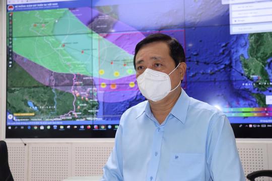 Ông Trần Quang Hoài: Lần đầu tiên chúng ta vừa chống dịch, vừa chống bão