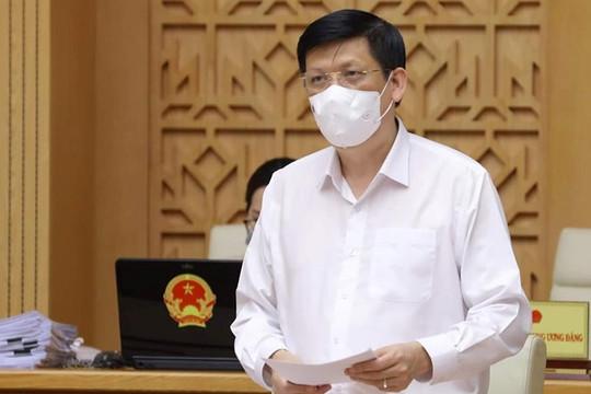"""Bộ trưởng Y tế lên tiếng trước ý kiến """"xét nghiệm diện rộng gây lãng phí ở Hà Nội"""""""