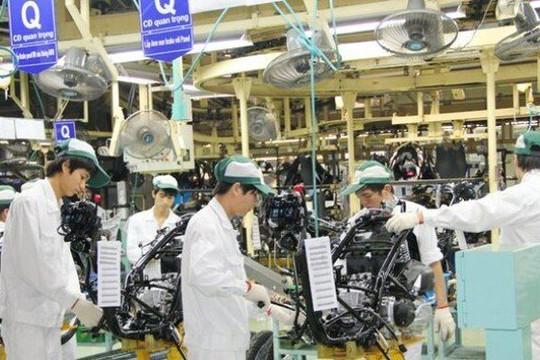 Chỉ số môi trường kinh doanh Việt Nam thấp nhất 10 năm
