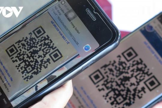 Bộ  Thông tin và Truyền thông thống nhất một mã QR cá nhân  cho các ứng dụng chống dịch