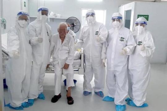 Cụ ông 83 tuổi nhiều bệnh nền vượt qua bệnh Covid-19