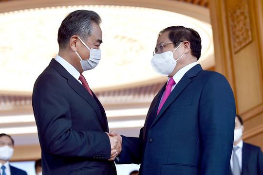 Việt Nam-Trung Quốc: Thực hiện nghiêm túc kiểm soát và xử lý thỏa đáng bất đồng