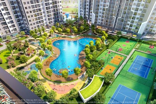 Đô thị phong cách resort nhiệt đới Miami hút khách tại Hà Nội