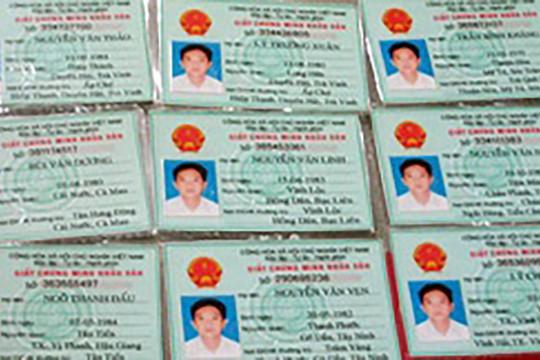 Truy tố đối tượng người nước ngoài giả mạo người Việt Nam