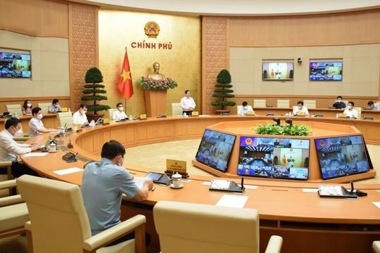 """Thủ tướng:Tiền Giang, Kiên Giangđang """"xanh"""", """"cam"""" trở thành """"đỏ"""" là điều rất đáng lo ngại"""