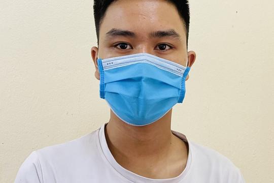 Bắt giữ đối tượng bị truy nã tại chốt khai báo y tế