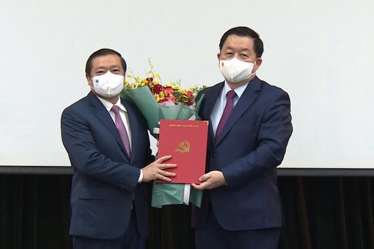 Bộ Chính trị điều động Bí thư tỉnh Cao Bằng làm Phó Trưởng Ban Tuyên giáo Trung ương