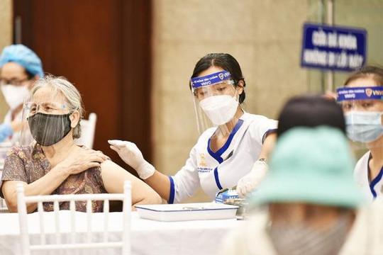 Hà Nội nhận thêm 418.200 liều vắc xin Vero Cell