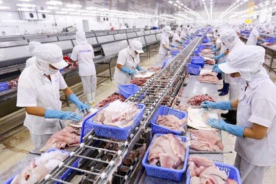 Xuất khẩu các mặt hàng thủy sản chủ lực giảm mạnh