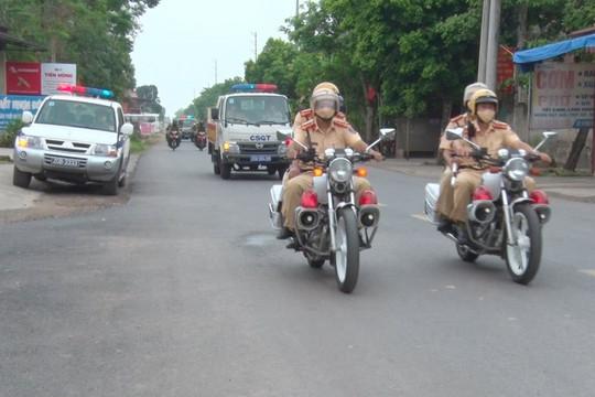 Phú Bình (Thái Nguyên): Ra quân tuyên truyền nhân Tháng An toàn giao thông