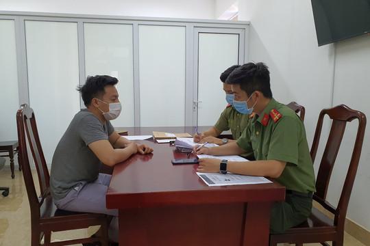 Thừa Thiên Huế: Bắt giữ đối tượng rao bán khẩu trang để lừa đảo
