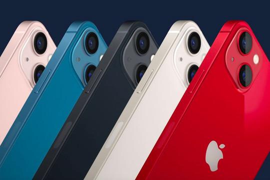 """iPhone 13 gây """"bão"""" khi tung 5 màu sắc ôm trọn cả """"ngũ hành tương sinh"""""""