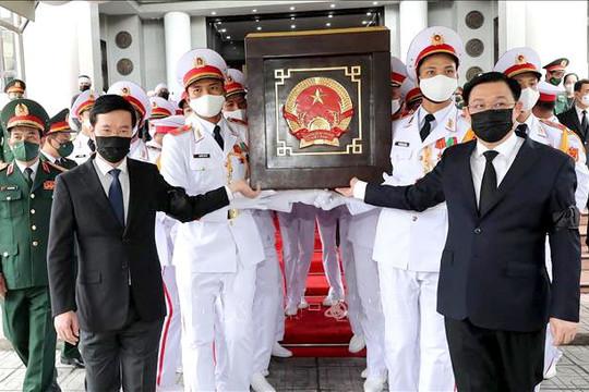 Tổ chức trọng thể Lễ viếng và Lễ truy điệu Đại tướng Phùng Quang Thanh