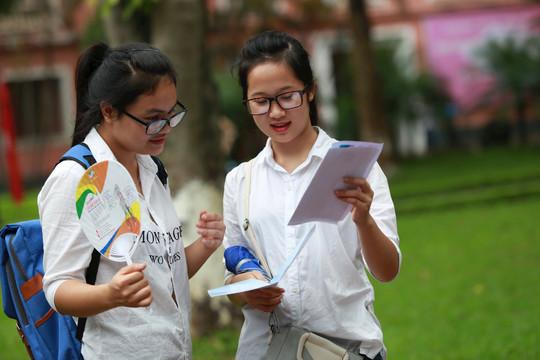 Học viện Hàng không Việt Nam, Học viện Chính sách và Phát triển, Đại học Hải Phòng công bố điểm chuẩn năm 2021