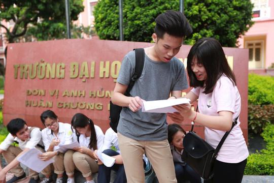 Ngành Sư phạm tiếng Anh của Trường ĐH Sư phạm Hà Nội lấy 28,53 điểm
