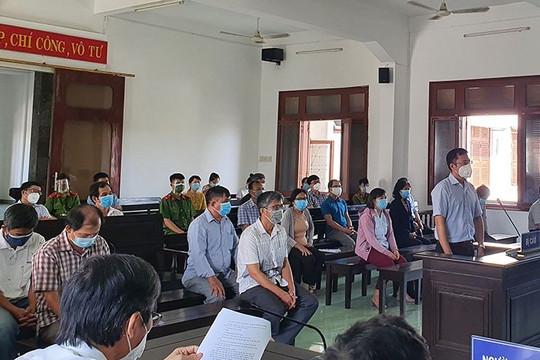 18 cán bộ Sở, ngành liên quan vụ lộ đề thi công chức ở Phú Yên hầu tòa