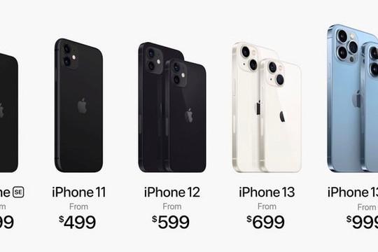 "Apple ""khai tử"" iPhone 12 Pro và iPhone 12 Pro Max"