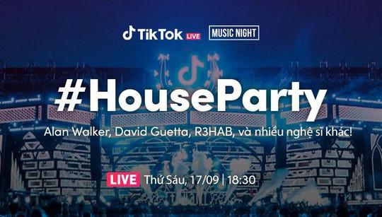 Orange hội tụ Alan Walker, David Guetta tham gia đại nhạc hội trực tuyến TikTok Music Night tháng 9