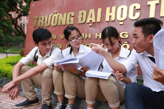 Đại học Công nghiệp, Đại học Văn hóa, Đại học Mở, Đại học Sài Gòn công bố điểm chuẩn năm 2021