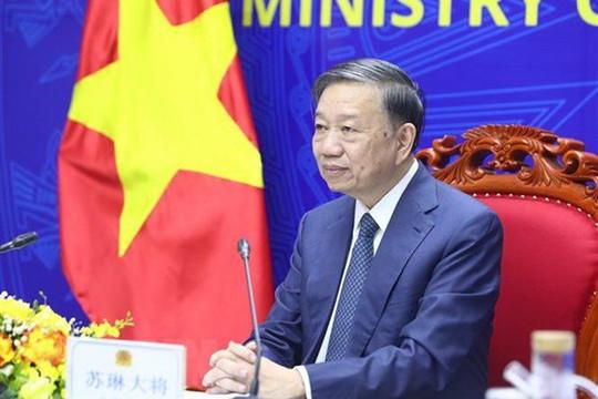 Việt Nam-Trung Quốc: Tăng cường hợp tác phòng chống tội phạm, truy bắt tội phạm truy nã