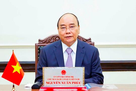 Chủ tịch nước: Vô cùng thương xót khi TP.HCM có tới trên 1.500 trẻ mồ côi vì Covid-19