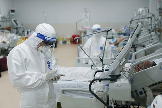 Sở Y tế TP.HCM: Chưa nên quá lạc quan về số ca Covid-19 tử vong giảm