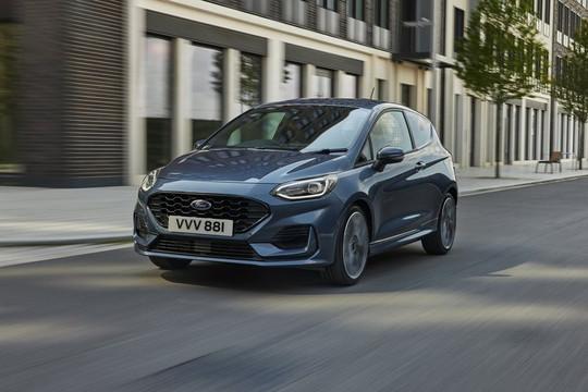 Ford Fiesta 2022 ra mắt