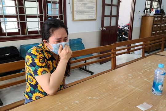 Đà Nẵng:  Bất chấp giãn cách, mẹ đơn thân cùng tình nhân buôn ma túy