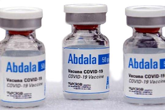 Bộ Y tế phê duyệt vắc xin phòng Covid- 19 Abdala của Cuba