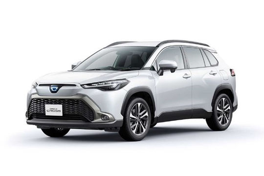 Toyota Corolla Cross 2022 ra mắt