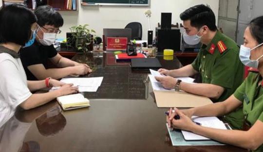 Khởi tố Giám đốc người Trung Quốc chỉ đạo chôn 257 tấn chất thải