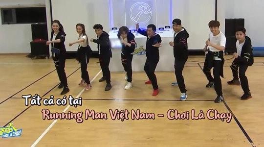 Running Man Việt mùa 2 chính thức lên sóng chỉ với 8 thành viên