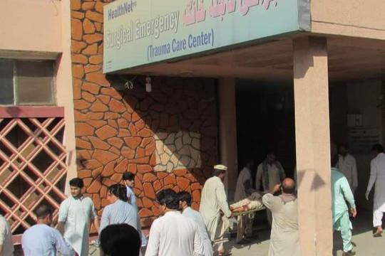 Afghanistan: Lại nổ ở Jalalabad, tiếp tục có thương vong