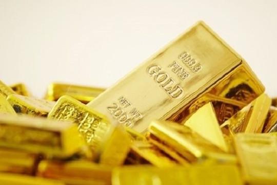 Giá vàng ngày 20/9: Thấp nhất trong gần 1 tháng qua