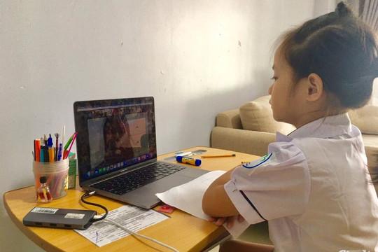 24 tỉnh, thành tổ chức dạy học trực tuyến và qua truyền hình