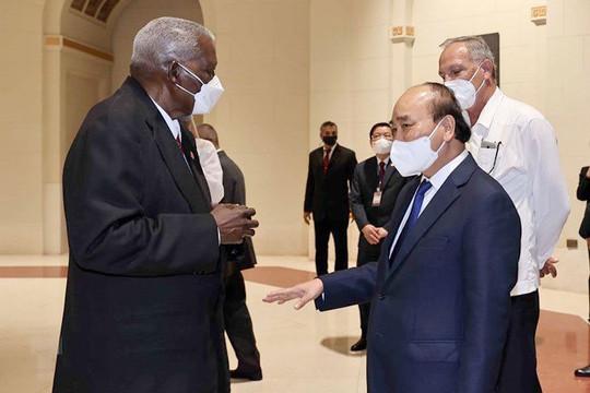 Việt Nam-Cuba: Quốc hội hai nước sẽ phối hợp chặt chẽ, hỗ trợ tích cực các hoạt động hợp tác