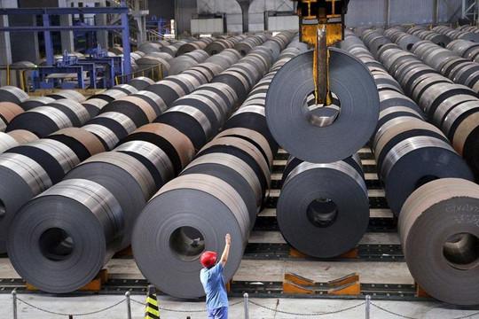 Xuất khẩu thép tăng kỷ lục, đạt trên 7 tỷ USD