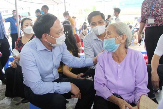 Quảng Ninh hoàn thành tiêm mũi 1 vắc xin phòng Covid-19