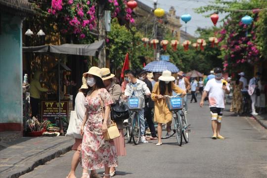Quảng Nam xin dời thời gian tổ chức Năm du lịch quốc gia sang năm 2023