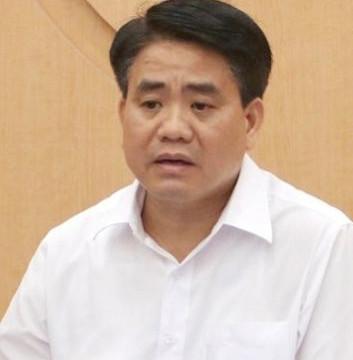 """Ông Nguyễn Đức Chung bị truy tố về tội """"Lợi dụng chức vụ, quyền hạn trong khi thi hành công vụ"""""""