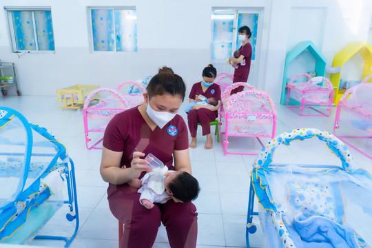 Những người mẹ đặc biệt của trẻ sơ sinh trong đại dịch Covid-19