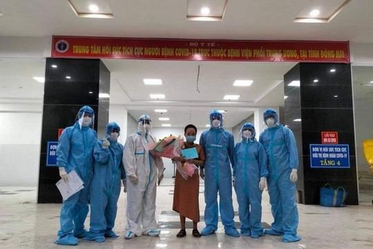 """45 ngày """"cân não"""" cứu sản phụ mắc Covid-19, phải chạy ECMO ở Đồng Nai"""