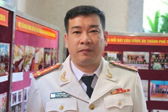 Tước quân tịch Đại tá Phùng Anh Lê và 3 cán bộ Công an khác
