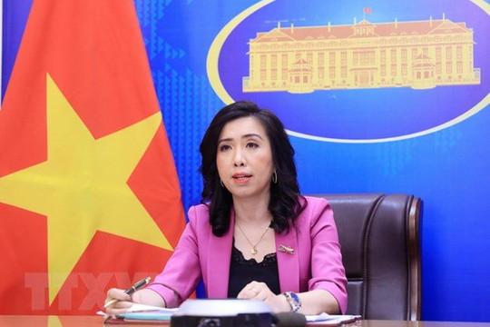 Quan điểm của Việt Nam trước một số vấn đề liên quan Trung Quốc, Australia, Anh và Hoa Kỳ