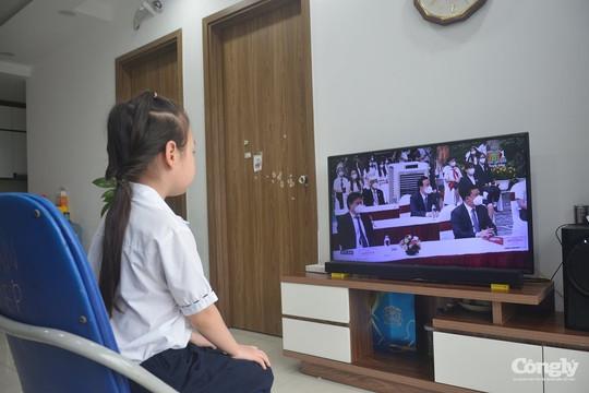Bộ GDĐT: 3 kênh truyền hình quốc gia phát sóng bài giảng lớp 1, lớp 2