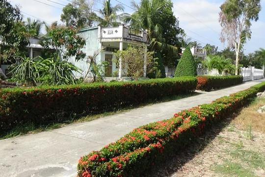 Cà Mau: Dấu ấn 10 năm thực hiện Nghị quyết 04 của Tỉnh ủy về xây dựng nông thôn mới