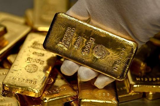 Giá vàng hôm nay 24/9: Giảm xuống dưới mốc 1.750 USD/ounce
